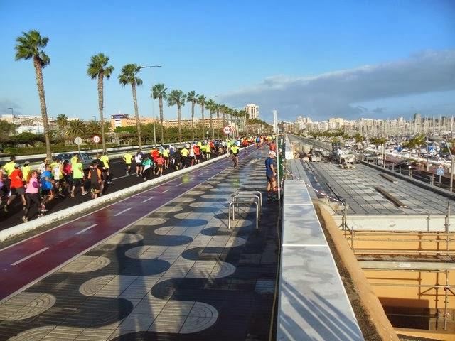 6. Las Palmas Marathon